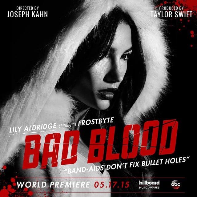 "Taylor Swift ""Bad Blood"" Music Video"