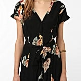 This pretty floral romper features a sexy open-back detail, too. Staring at Stars Crepe Open-Back Romper ($59)