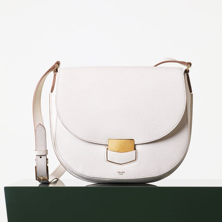 Céline Small Trotteur Crossbody Bag ($1,850)
