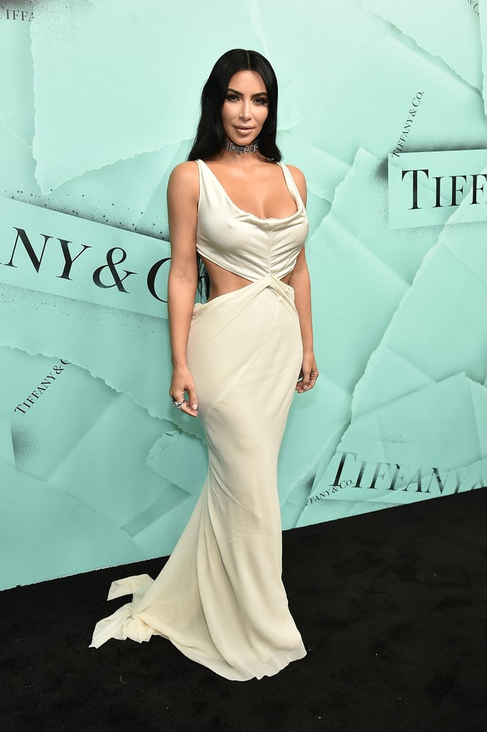 Final, sorry, Kim kardashian in white dresses for