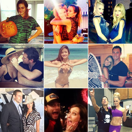 Celebrity Twitter and Instagram Pictures Week Oct. 25 2013