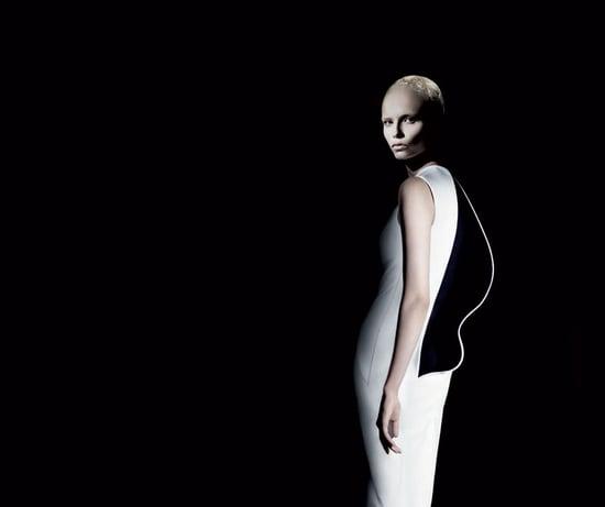 Jil Sander Autumn (Fall) / Winter 2009 / 2010 Ad Campaign - Natasha Poly