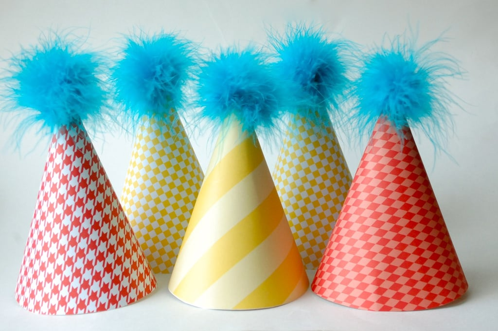 Order Custom Party Hats For the Crowd