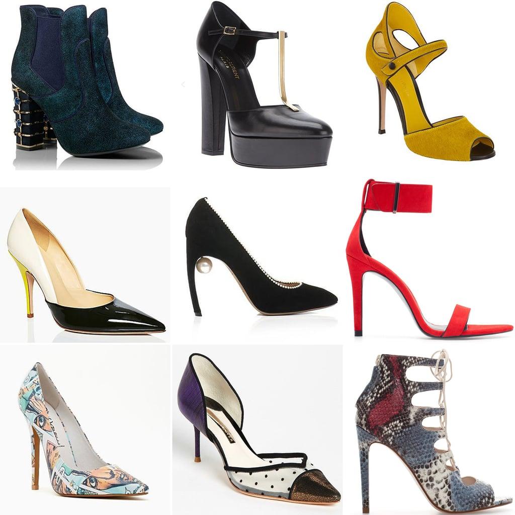 Fall Shoe Trends 2013