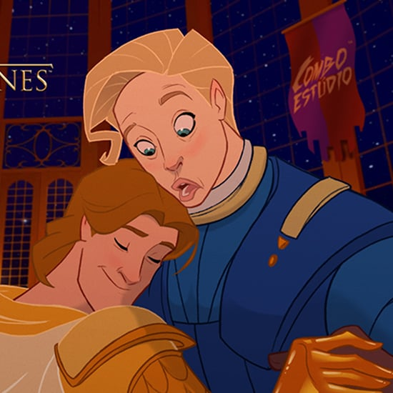 If Disney Made Game of Thrones Artist Illustrations