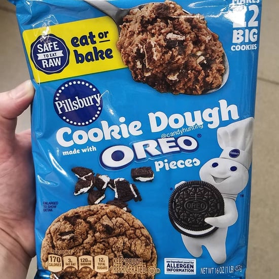 Pillsbury's New Oreo-Stuffed Cookie Dough Is Safe to Eat Raw