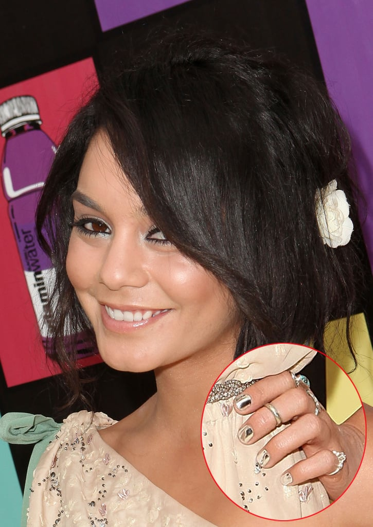 Steal Vanessa Hudgens' Art Of Elysium Annual Paradis Event Makeup and Hair Look