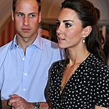 Kate Middleton and Prince William Finish First Day in Canada With a BBQ and Another Outfit Change