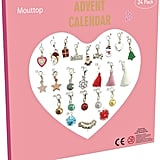 Mouttop Charm Bracelet Advent Calendar