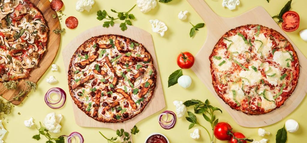 California Pizza Kitchen Cauliflower Crust Pizzas