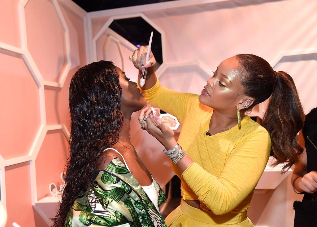 Rihanna's Huge Fenty Beauty Release