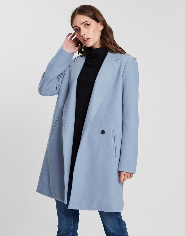 Privilege Single Button Double Breast Blazer ($125.30, originally $159)