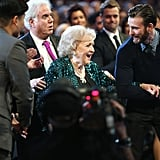 Chris Evans at the People's Choice Awards 2015