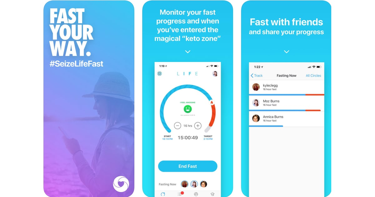 Life Fasting Tracker | Best Intermittent Fasting Apps ...