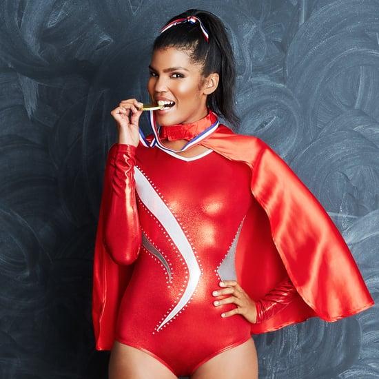 Simone Biles Halloween Costume