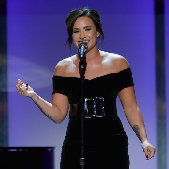 Why Demi Lovato Deserves to Win a Grammy