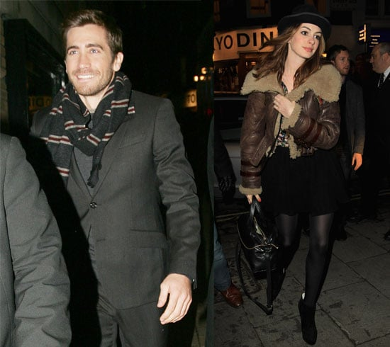 Pictures of Jake Gyllenhaal and Anne Hathaway