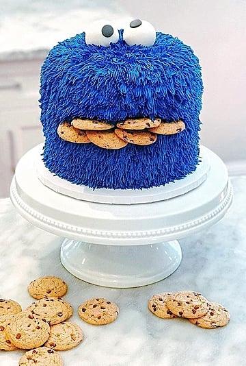 Birthday Cake Ideas For Girls