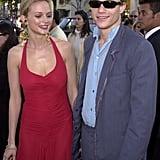 Heather Graham et Heath Ledger