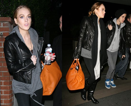Photos of Lindsay Lohan and Samantha Ronson, Lindsay Allegedly Attacked by Fan in Arizona