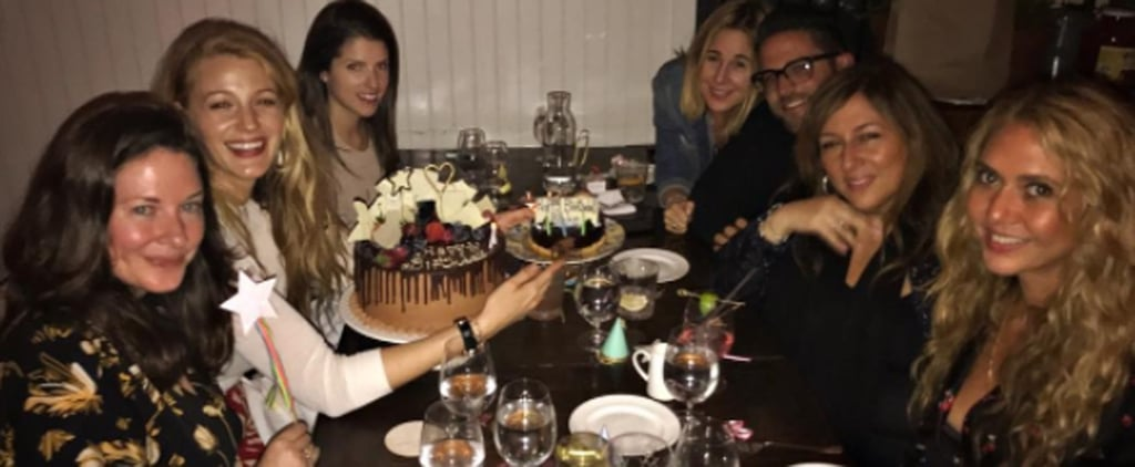 Blake Lively's Birthday Celebration Included 1 of Your Favourite Pitch Perfect Stars