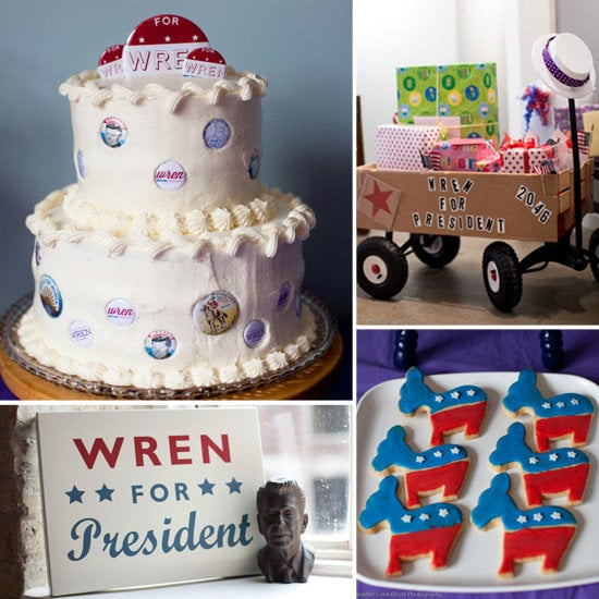 An Election-Inspired Party