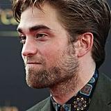 Robert Pattinson promoted  Breaking Dawn Part 2 in Sydney.