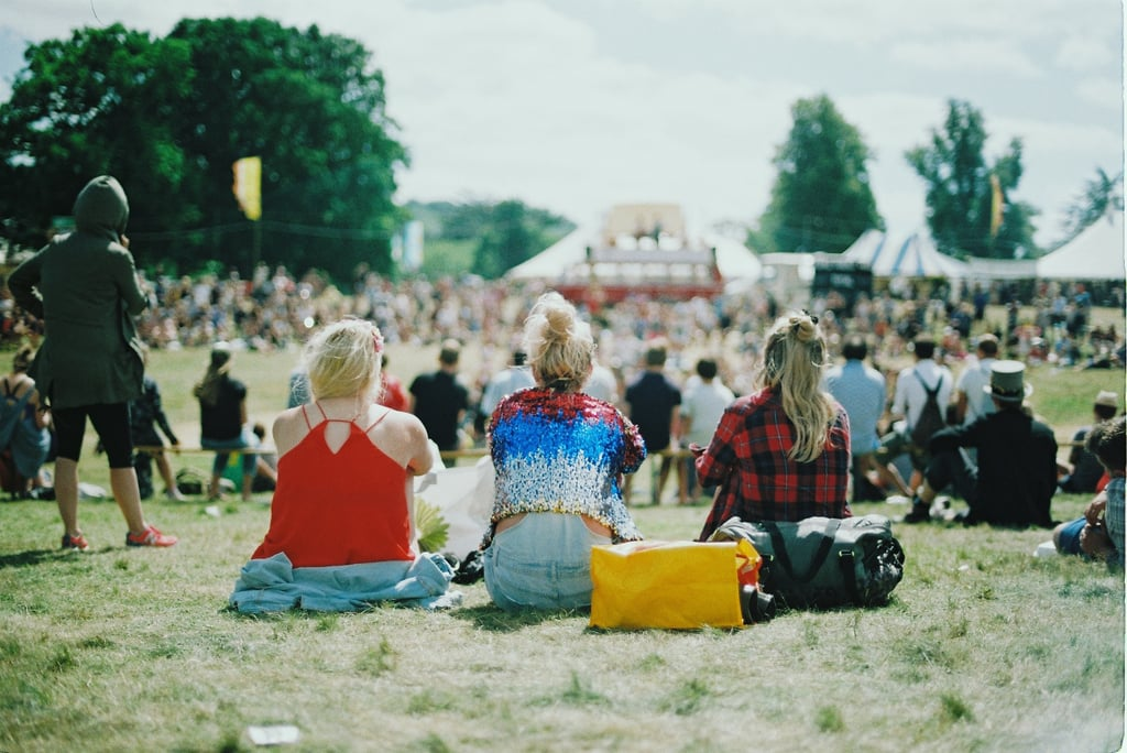 Check out a festival.