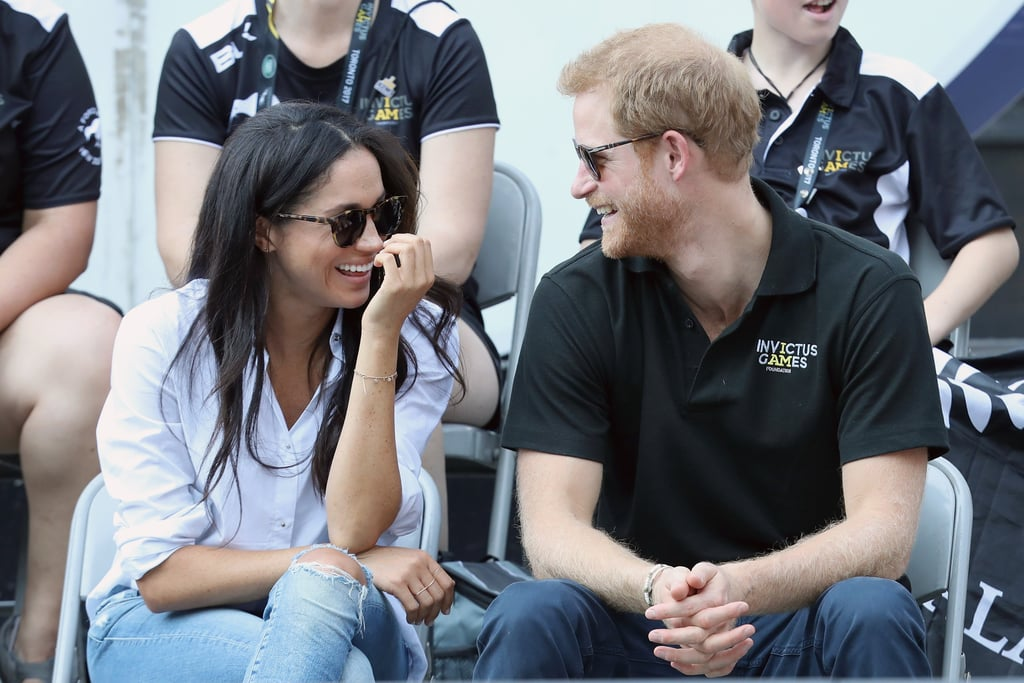 September: They Had a Case of the Giggles During the Invictus Games in Toronto