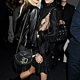 Poppy Delevingne and Libery Ross