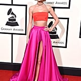 Taylor Swift in Atelier Versace.