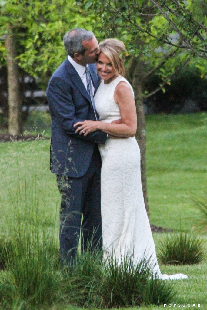 Katie Couric Is Married — See Her Wedding Pictures!