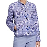 Etro Bandana Print Puffer Jacket