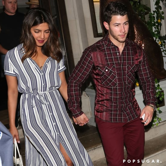 Nick and Joe Jonas Double Date With Priyanka and Sophie 2018