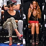 Courtside Heels