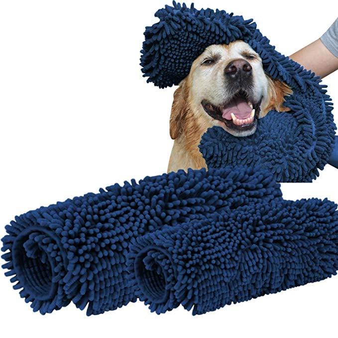 Super Shammy Dog Towel