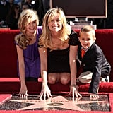 Reese Witherspoon with Ava and Deacon