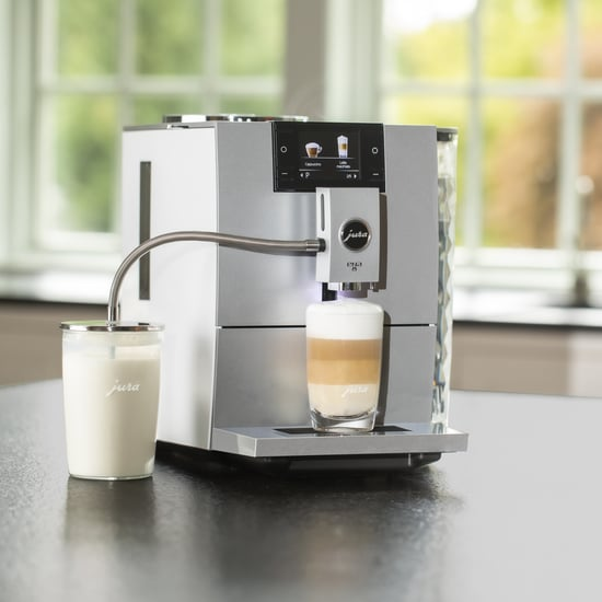 Jura ENA 8 Coffee Machine Review