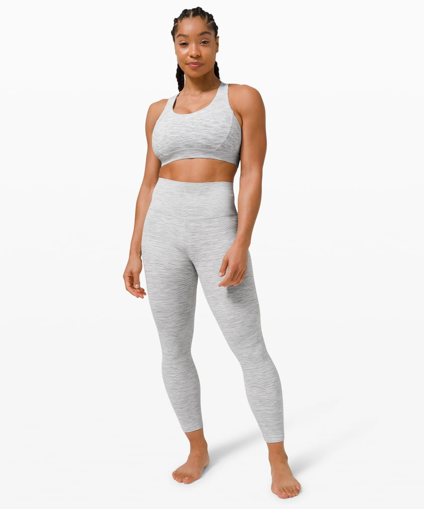 Lululemon Free To Be Elevated Bra Light Support, DD/E Cup and Wunder Under High-Rise Tight