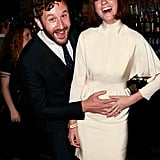 We'll Never Tire of Seeing Chris O'Dowd and Dawn O'Porter Together