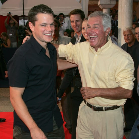 Matt Damon's Dad Dies