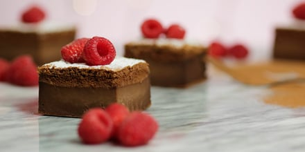 Chocolate Magic Cake Recipe Popsugar Food