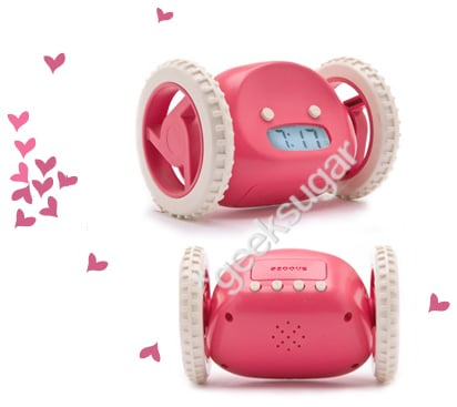 The Raspberry Clocky Alarm Clock