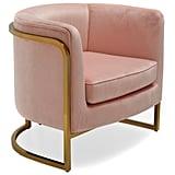 MoDRN Marni Barrel Accent Chair