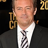 Matthew Perry was at the Comedy Awards in NYC.