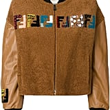 Fendi Embroidered Bomber Jacket