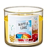 Bath and Body Works Waffle Cone 3-Wick Candle