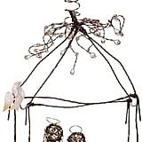 Jeremie Large Wire Nativity Set