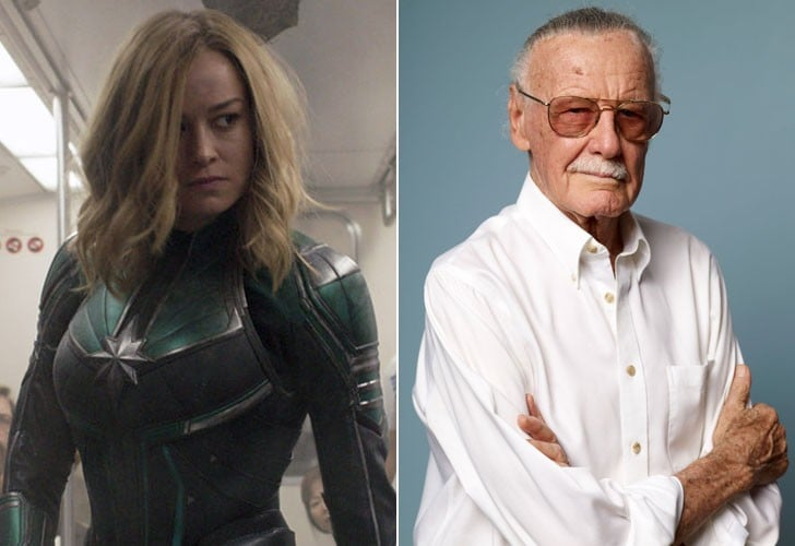 Is There a Stan Lee Cameo in Captain Marvel?