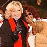 Whitney appeared with Diane Sawyer on Good Morning America in 2002.